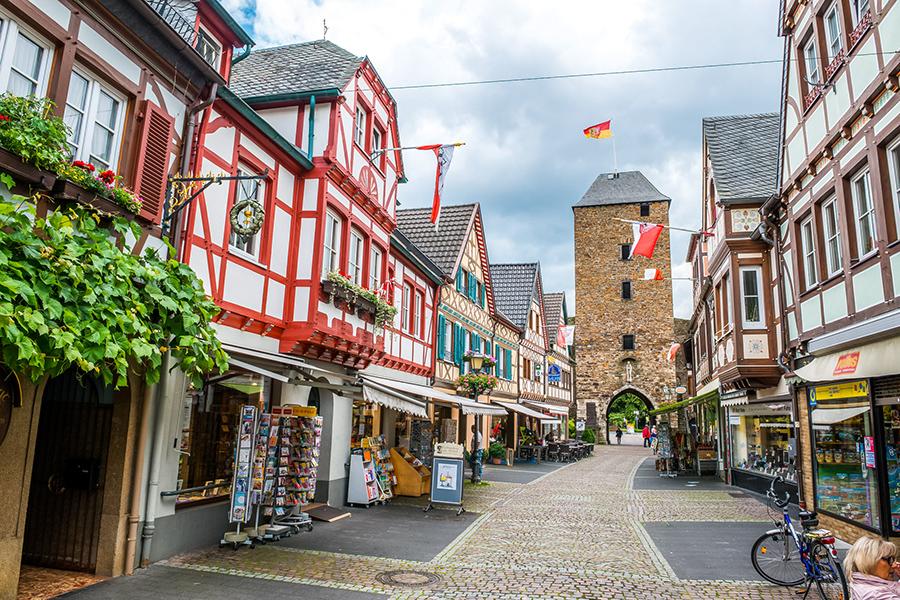 Altstadt Ahrweiler Ahrtal