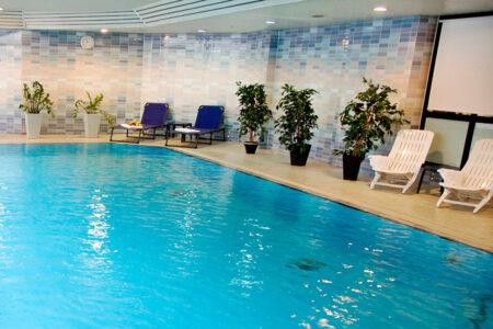 Dorint Parkhotel Bad Neuenahr Schwimmbad Ahrtal