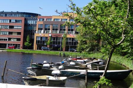 Amrath Hotel Alkmaar Außenansicht