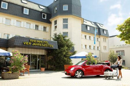 Rheinhotel Vier Jahreszeiten Bad Breisig Außenansicht
