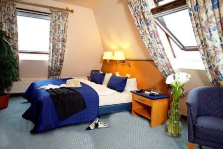 Rheinhotel Vier Jahreszeiten Bad Breisig Doppelzimmer
