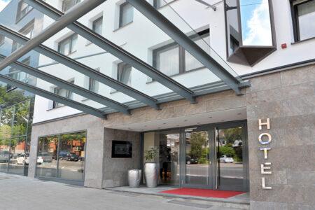 Parkhotel Oberhausen Außenansicht