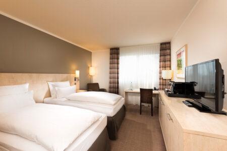 Zimmer im Mercure Hotel Johannisberg in Bielefeld