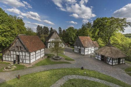 Analge Bauernhausmuseum in Bielefeld