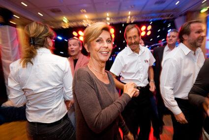 Partystimmung in Brodenbach