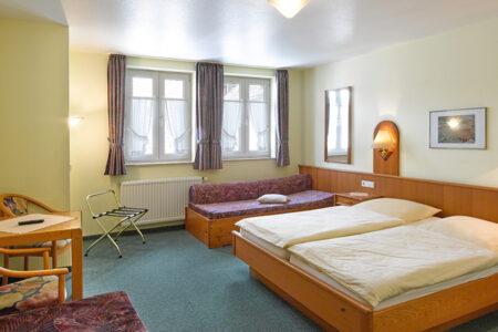 Zimmer im Hotel Anker in Brodenbach