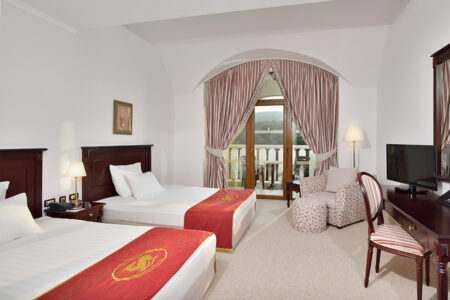 Zimmer im Hotel Melia Grand Hermitage in Bulgarien