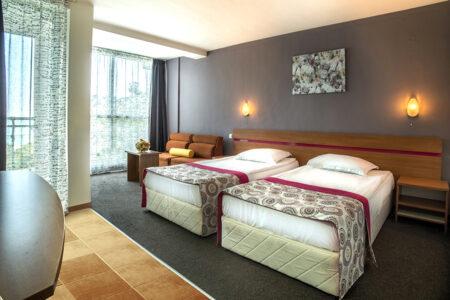 Zimmer im COOEE Mimosa Sunshine Hotel in Bulgarien