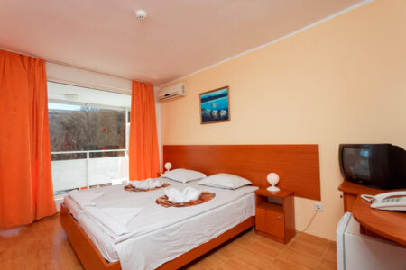 Zimmer im Hotel Pliska in Bulgarien