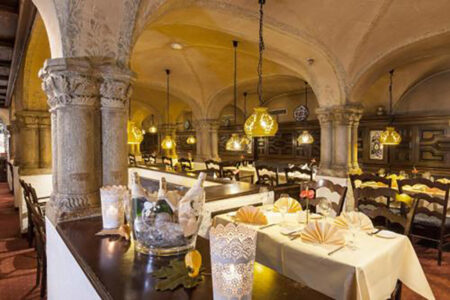 Restaurant im Europe Kongresshotel Stuttgart