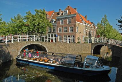 Grachtentour durch Delft