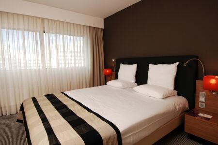 Zimmer im Mercure Hotel Den Haag Central in Den Haag