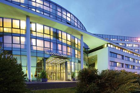 Außenansicht NH Hotel Düsseldorf City