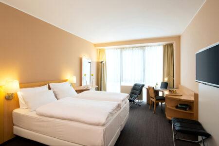 Zimmer in NH Hotel Düsseldorf City