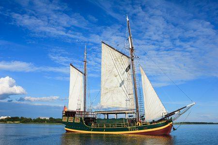 Segelschiff Hallorca