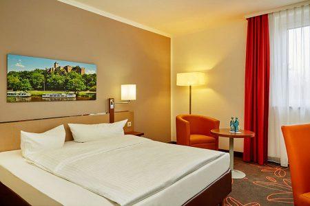 Zimmer in H+ Hotel Leipzig-Halle in Halle