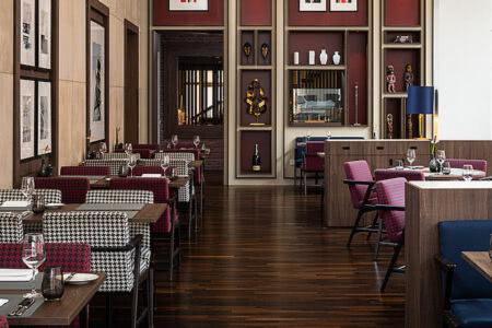 Restaurant im Ameron Hotel Speicherstadt in Hamburg