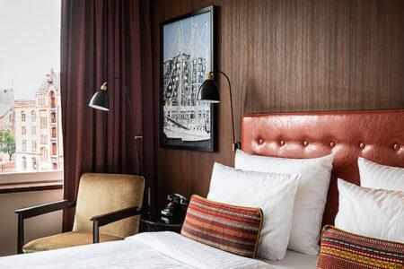 Zimmer im Ameron Hotel Speicherstadt in HAmburg