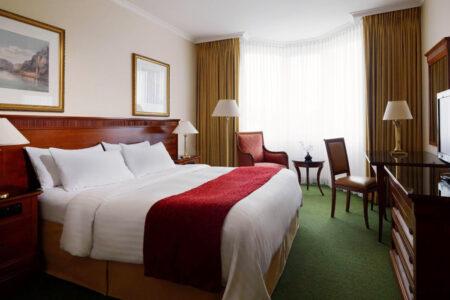 Zimmer im Marriott Hotel Heidelberg