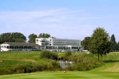 Außenansicht Atlantic Hotel in Bremen-Hemelingen