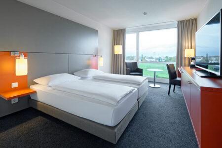 Zimmer im Atlantic Hotel in Bremen-Hemelingen
