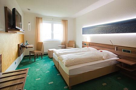 Zimmer im GreenLine Hotel im Schützenhof in Jever