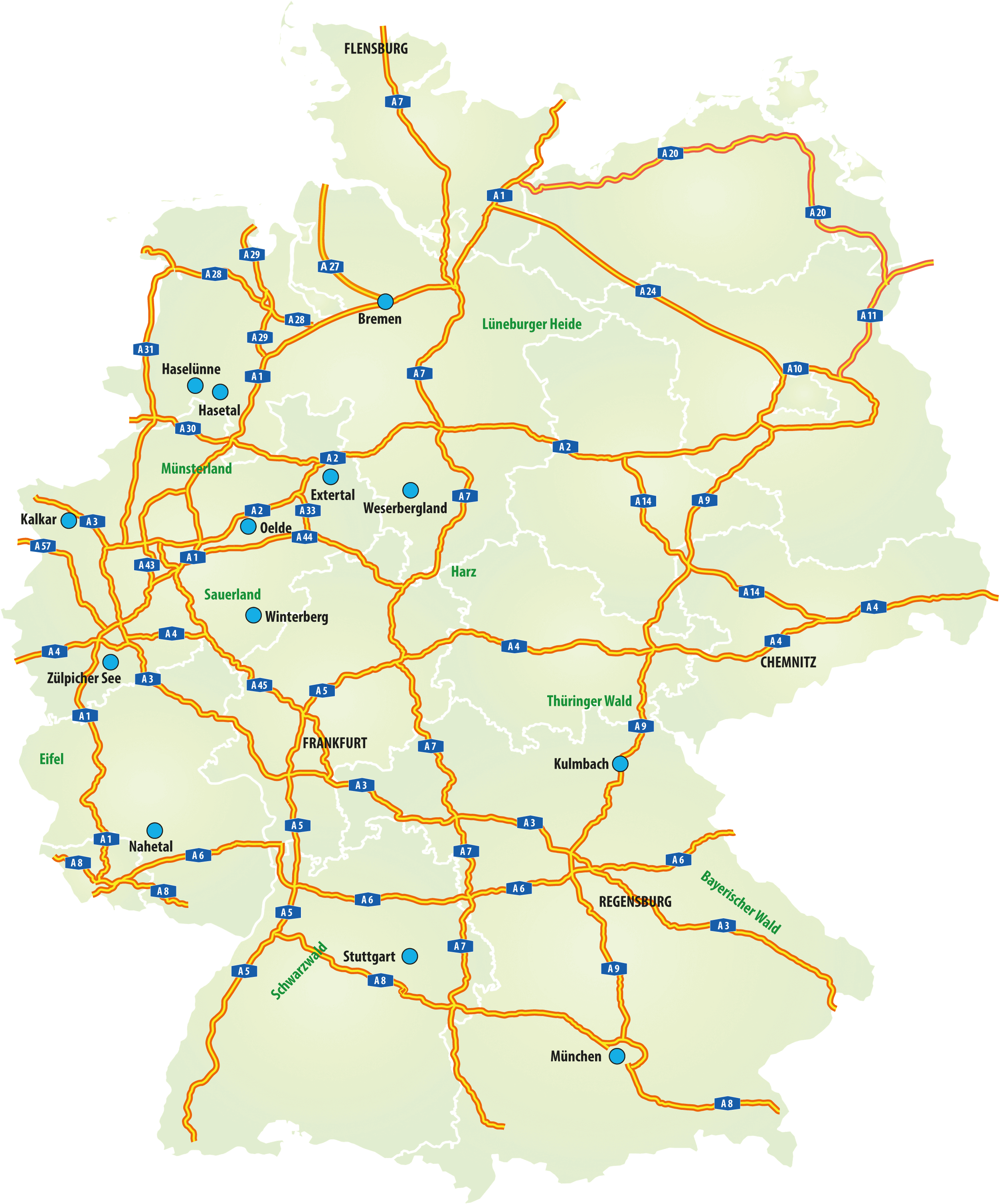 Erlebnistouren Müller-Touristik