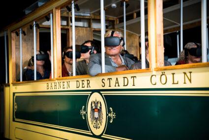 Virtuelle Stadtrundfahrt in Köln