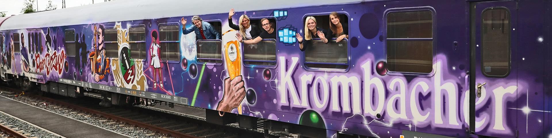 Krombacher Party-Express