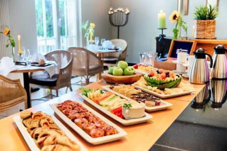Buffet im Achat Hotel Kulmbach