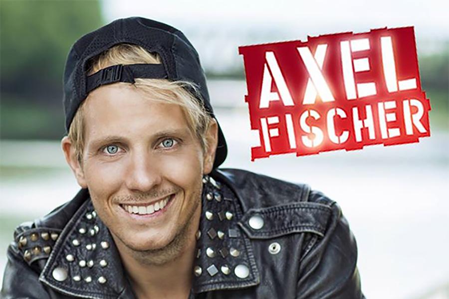 Künstlerbild Axel Fischer