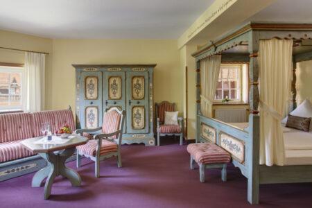 Hotelzimmer im Dorf Münsterland