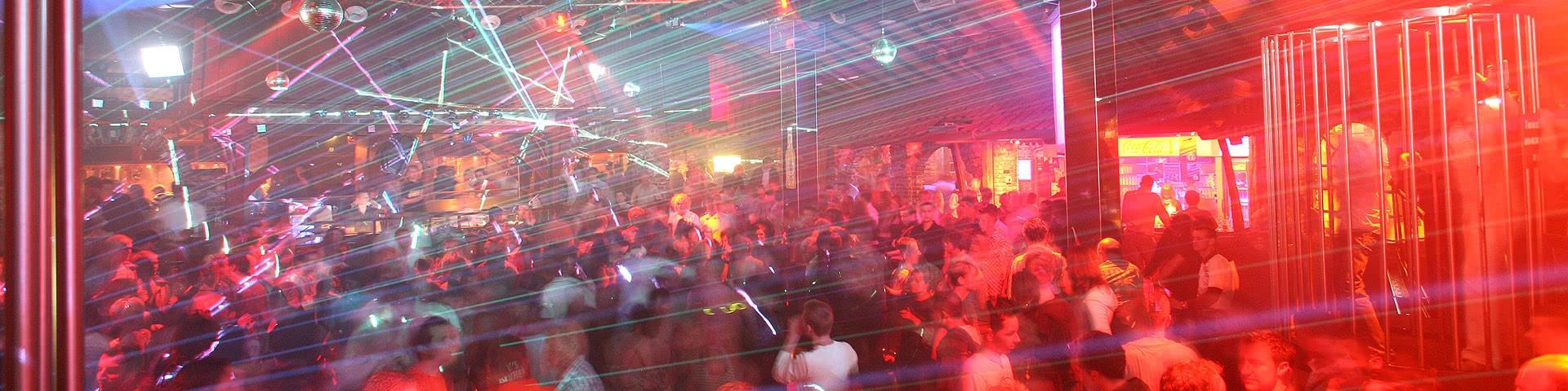 Party in der Skala im Dorf Münsterland