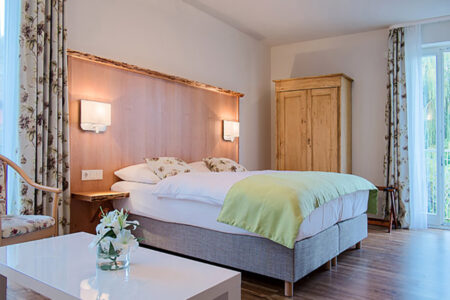 Zimmer im Hotel Spreeblick in Luebben im Spreewald