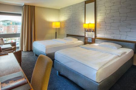 Zimmer im Hotel Park Inn by Radisson Lübeck