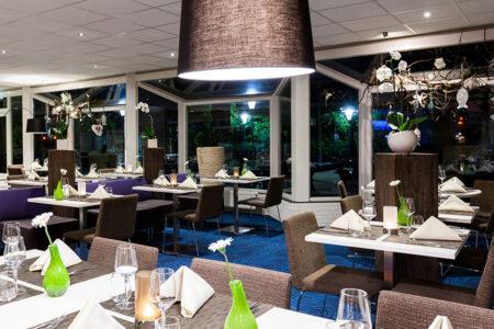 Restaurant im Novotel Maastricht
