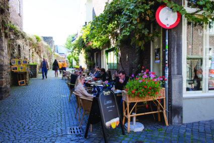 Altstadt von Maastricht