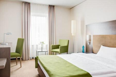 Zimmer im Intercity Hotel Mainz
