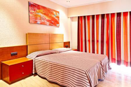 Zimmer im Hotel MLL Caribbean Bey auf Mallorca