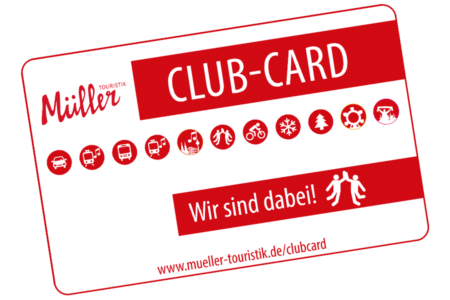 Müller Club-Card
