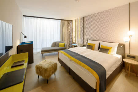 Zimmer im Atltantic Hotel Münster