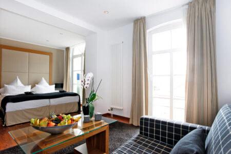 Zimmer im Inselhotel König auf Norderney