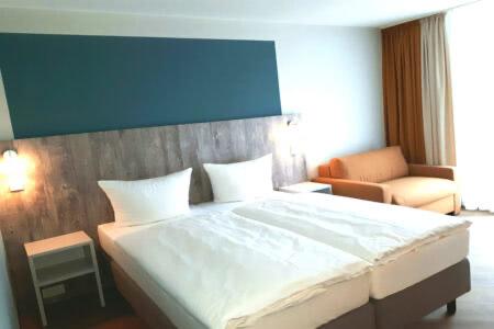 Zimmer im Gästehaus Meerzeit auf Norderney