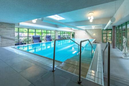 Schwimmbad im Thalasso Hotel Nordseehausn auf Norderney