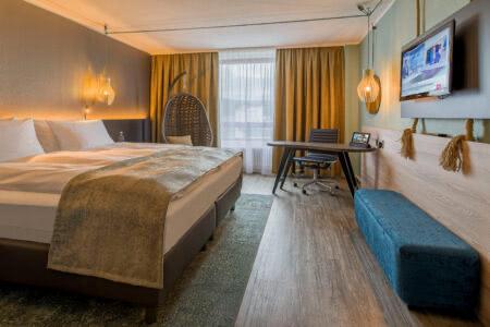 Zimmer im Rilano Hotel Oberursel