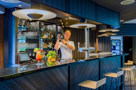 Hotelbar im Rilano Hotel Oberursel