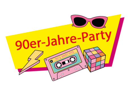 90er-Jahre-Party-Button Olsberg