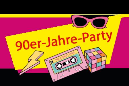 90er-Jahre-Party-Button Olsberg