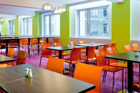 Restaurant Thon Hotel Munch Oslo