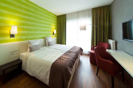 Zimmer im Kedi Hotel Papenburg